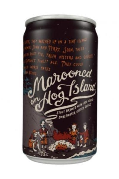21st Amendment Marooned On Hog Island