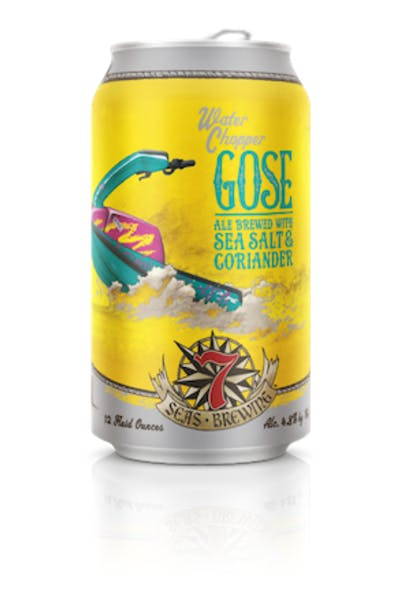 7 Seas Water Chopper Gose