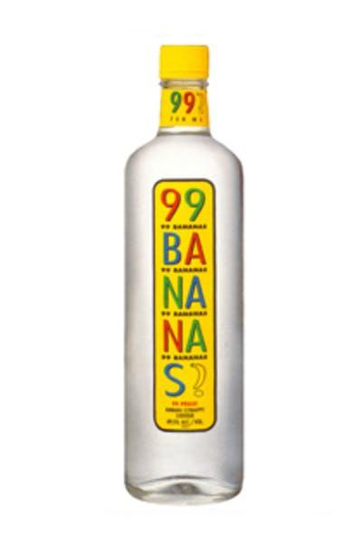 99 Banana Vodka Shot