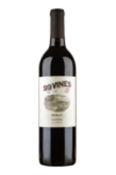 99 Vines Merlot 2008