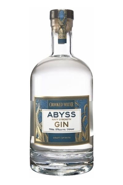 Crooked Water Abyss Gin