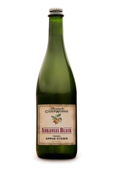 Albemarle Ciderworks Black Arkansas