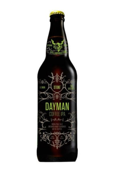 Aleman Two Brothers Stone Dayman Coffee IPA
