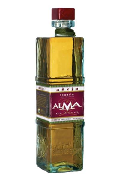 Alma De Agave Añejo