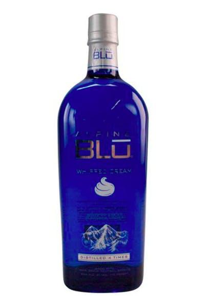 Alpine Blu Whipped Vodka