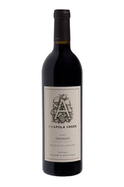 Amapola Creek Cabernet