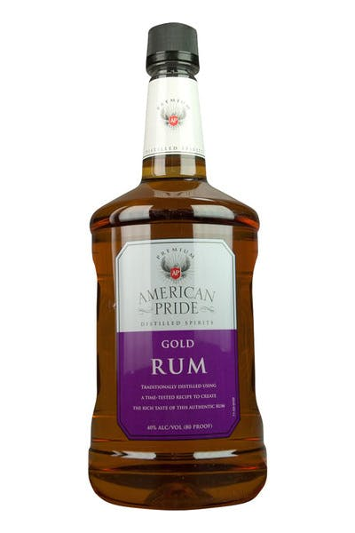 American Pride Gold Rum
