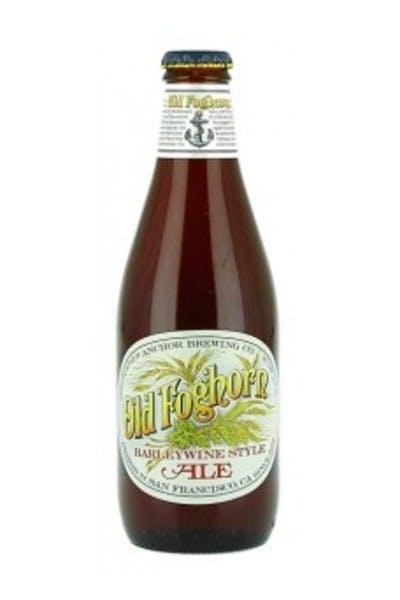 Anchor Old Foghorn Barleywine Style Ale