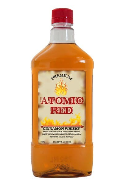 Atomic Red Cinnamon Whisky