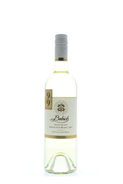 Babich Sauvignon Blanc 2014