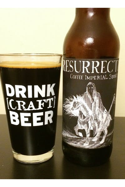 Backlash Resurrection Coffee Imperial Stout