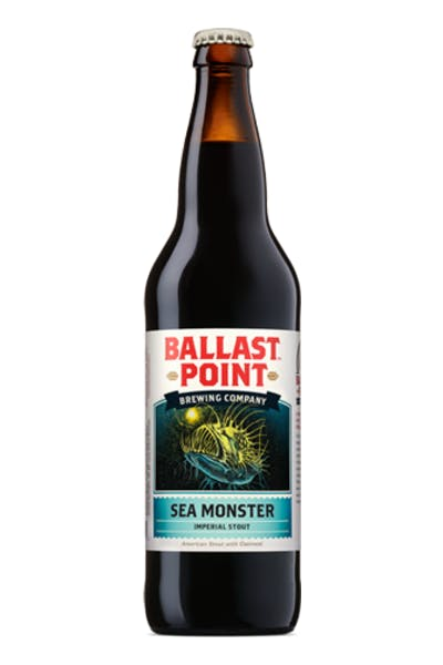 Ballast Point Sea Monster Stout