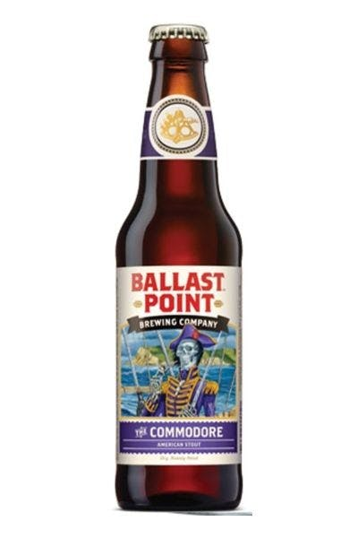 Ballast Point The Commodore American Stout