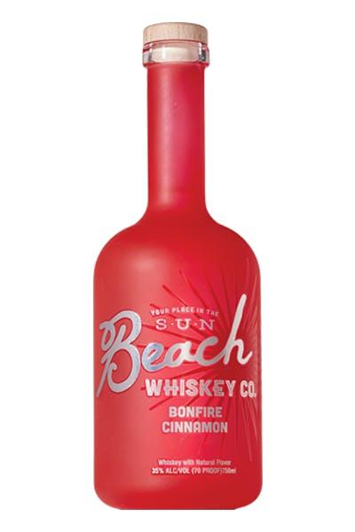 Beach Whiskey Bonfire Cinnamon