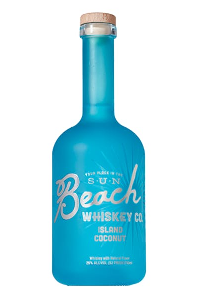 Beach Whiskey Island Coconut