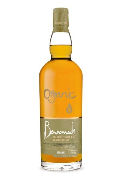 Benromach Organic Scotch Whisky