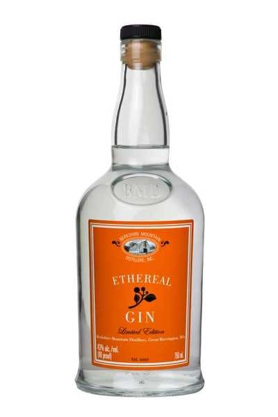 Berkshire Mountain Distillers Ethereal Gin