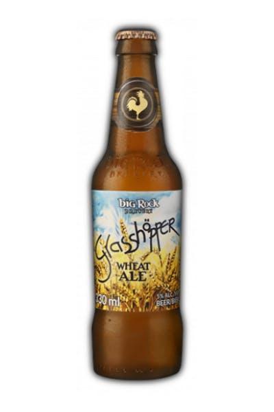 Big Rock Grasshopper Wheat Ale