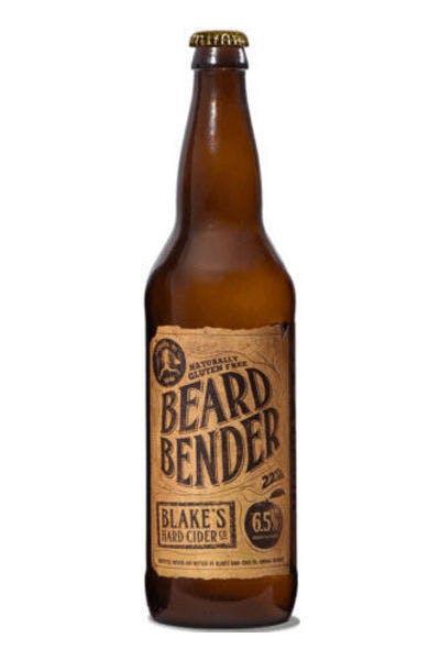 Blakes Beard Bender Cider