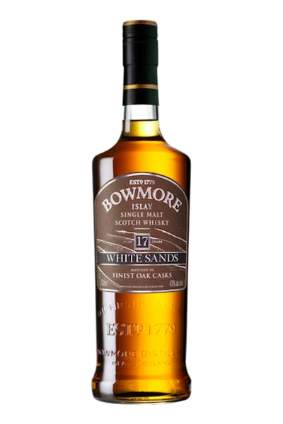 Bowmore 17 Year Single Malt