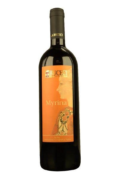 Buceci Myrina Nero D'avola