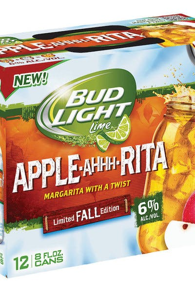 Bud Light Lime Apple Ahhh Rita [discontinued]