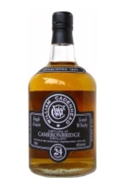 Cadenhead Cameronbridge 24 Year