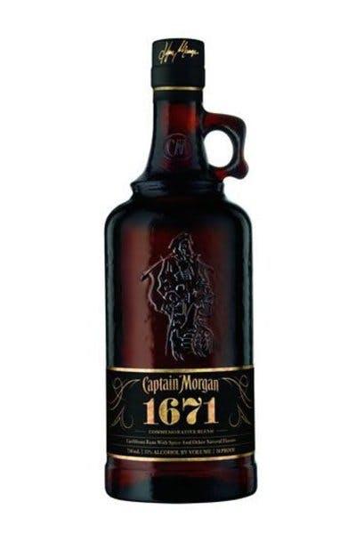 Captain Morgan 1671 Spiced Rum