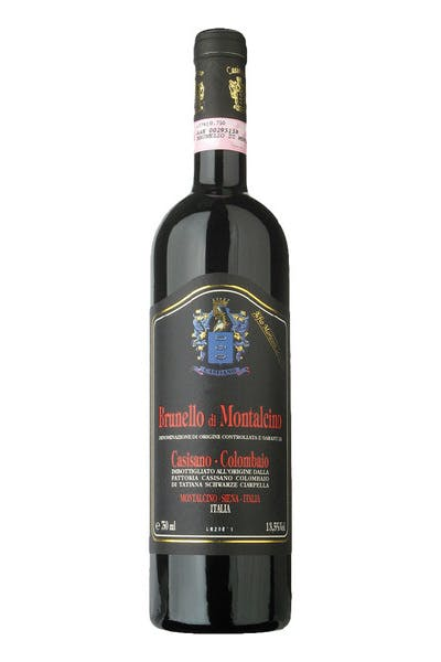 Casisano Colombaio Brunello 2006