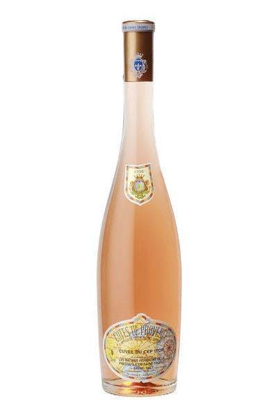 Cep d'Or Cotes de Provence St. Tropez Rosé
