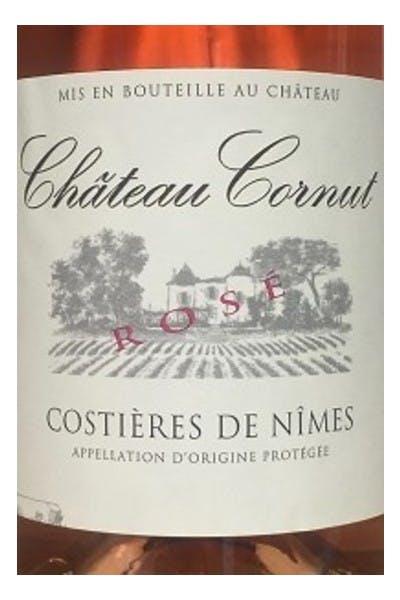 Chateau Cornut Costieres de Nimes Rose