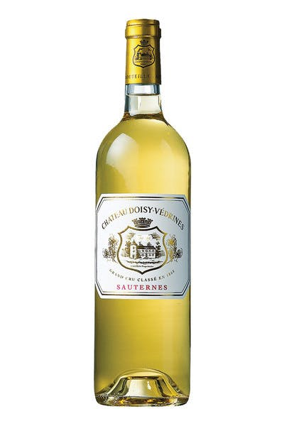 Chateau Doisy Vedrines Sauternes 2011