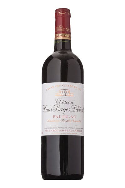 Chateau Haut Bages Liberal Pauillac 2004