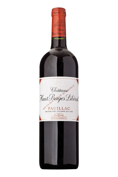 Chateau Haut Bages Liberal Pauillac 2011
