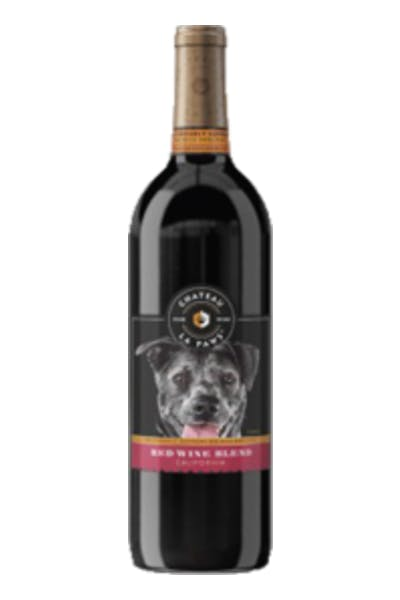 Chateau La Paws Red
