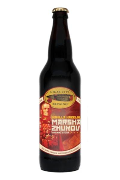 Cigar City Marshal Zukhov's Vanilla Hazelnut Imperial Stout