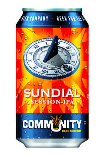 Community Brewing Company Sundial Session IPA