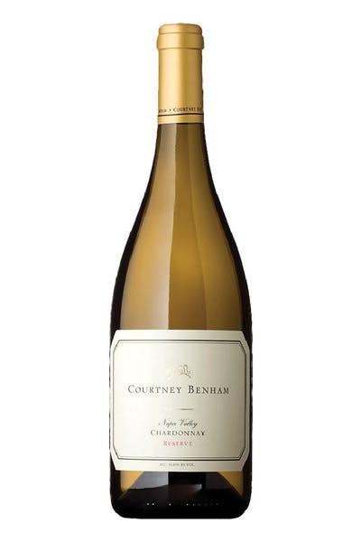 Courtney Benham Chardonnay Napa Reserve