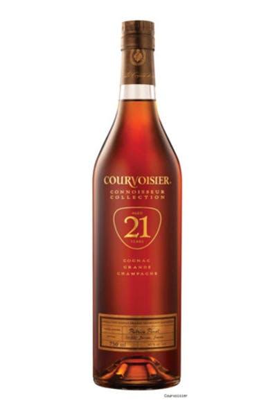 Courvoisier Connoisseur 21 Year Old Cognac