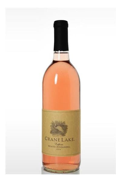 Crane Lake White Zinfandel