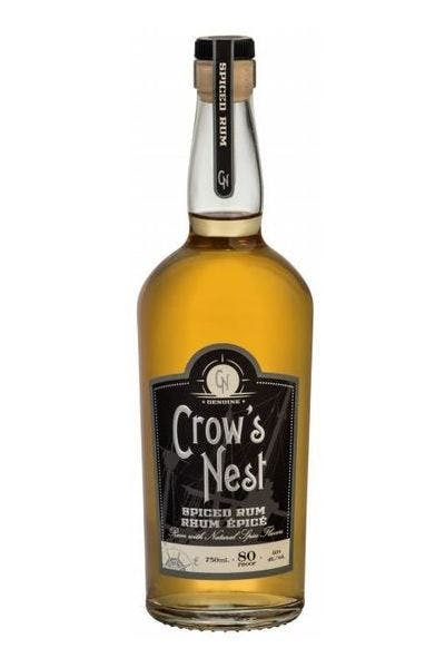 Crows Nest Spiced Rum