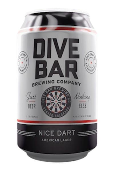 Dive Bar Nice Dart Lager