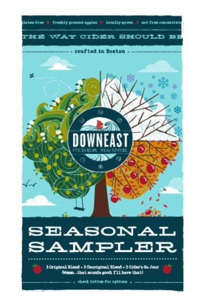 Downeast Seasonal Sampler