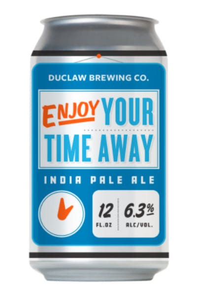 Duclaw Enjoy Your Time Away IPA