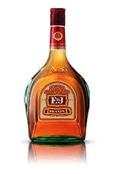 E&J Gold Brandy