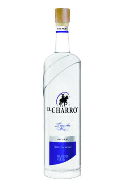 EL Charro Silver Tequila
