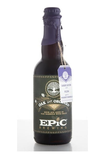 Epic Oak And Ochard Dark Sour with Plum