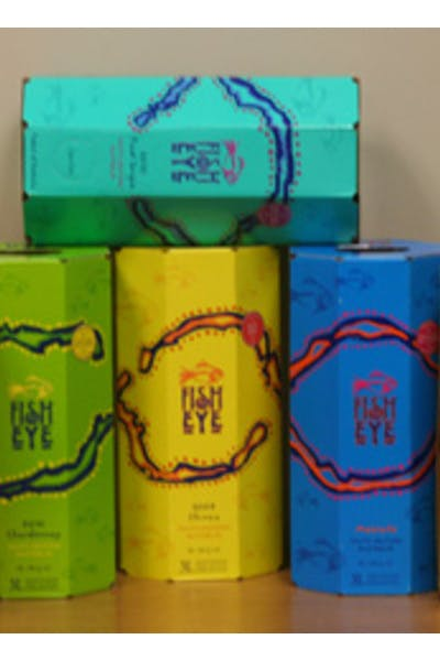 Fish Eye Shiraz Box