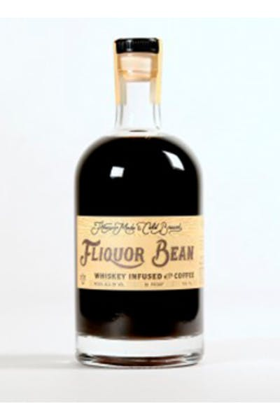 Fliquor Bean Coffee Infused Whiskey