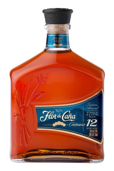 Flor de Caña 12 Yr. Rum